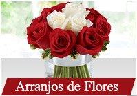 Arranjos de Flores para o Dia dos Namorados
