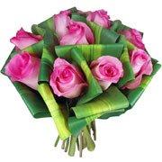 Buquê Conquista de Rosas Pink