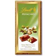 Tablete de Chocolate  Pistache Lindt 100g
