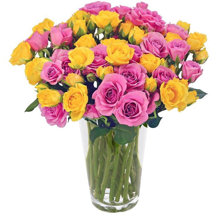 Buquê Primavera das Rosas