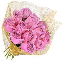Fascínio de Rosas Lilás