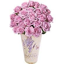 Glamour de Rosas Lilás