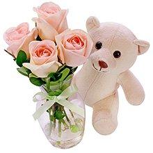 Rosas com Carinho