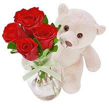 Rosas com Paixão