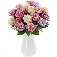 Magníficas Rosas Colombianas Mescladas