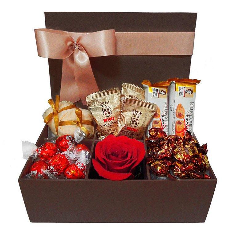 Caixa Fábrica dos Chocolates