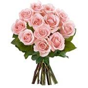 12 Lindas  Rosas Cor-de-Rosa