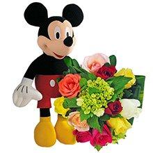 Mickey & Rosas