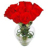 Surpresa de Rosas Vermelhas Goiânia