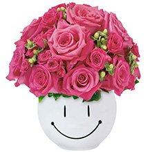 Sorridente Rosas Pink