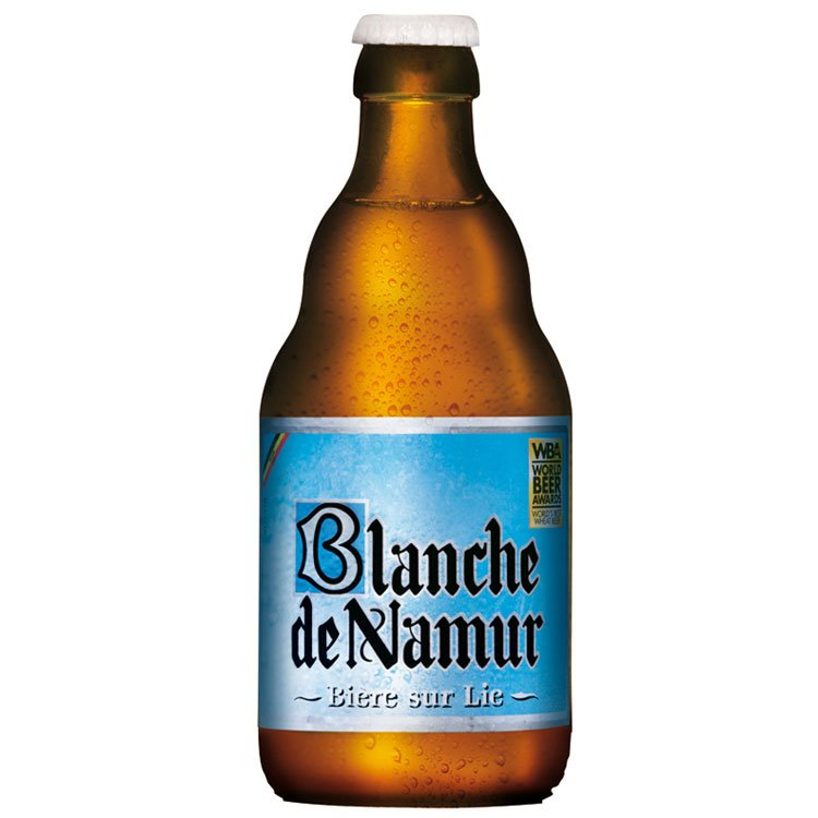 Cerveja Du Bocq Blanche Namur - 330ml Mr. Beer