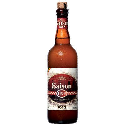 Cerveja Du Bocq Saison 1858 - 750ml Mr. Beer