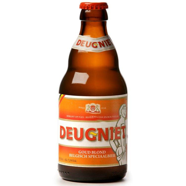 Cerveja Du Bocq Deugniet - 330ml Mr. Beer