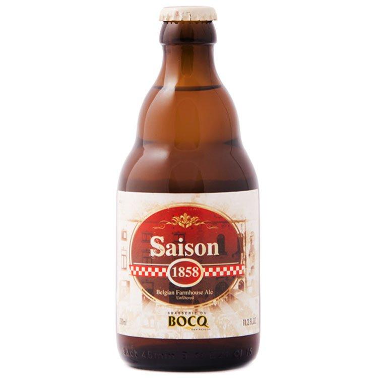 Cerveja Du Bocq Saison 1858 - 330ml Mr. Beer