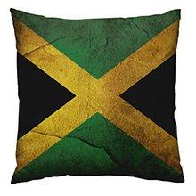 Almofada Bandeira da Jamaica Yaay