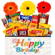 Trio de Delícias Happy Birthday