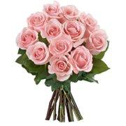 12 Rosas Cor-de-Rosa Importadas
