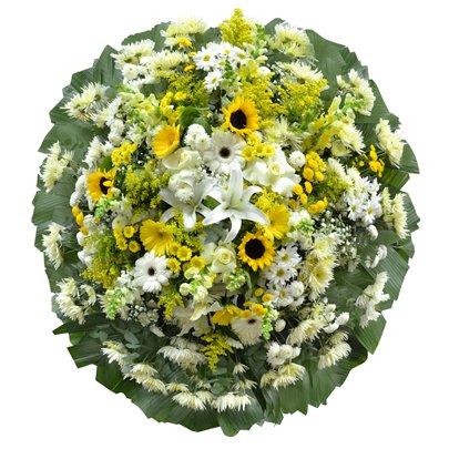 Coroa de Flores Luxo Média 5 GF02