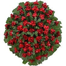 Coroa de Flores Premium Luxo Grande 10 GF09