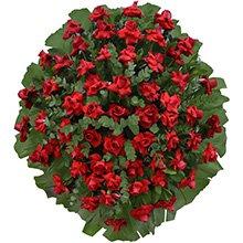 Coroa de Flores Premium Luxo Pequena 10 GF09