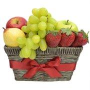 Cesta Delicadeza & Frutas