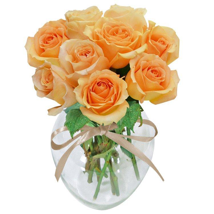 Surpresa de Rosas Champanhe