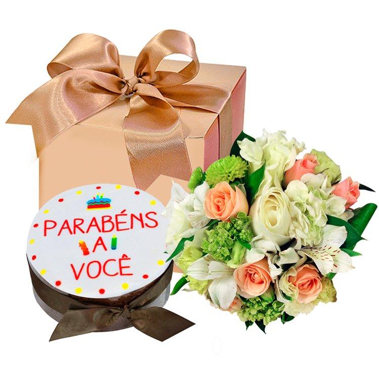 Felicidades para Você!