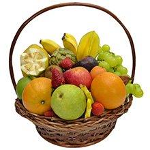 Cesta Premium de Frutas Tropicais Rio de Janeiro