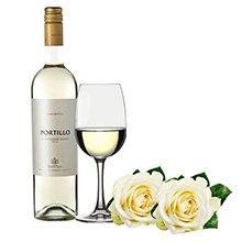 Portillo e Rosas Brancas