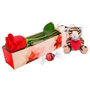 Rosas + Tigrezinho