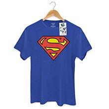 Camiseta Masculina Superman Logo P