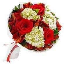 Buquê Carinho de Rosas Red