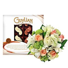 Mix de Flores & Frutos do Mar Guylian 65G