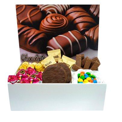 Caixa Fábrica de Chocolates