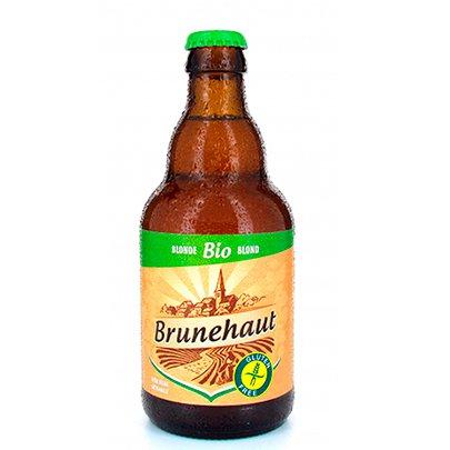Cerveja Brunehaut Bio Blond 330ml