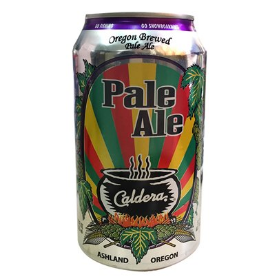 Cerveja Caldera Pale Ale 355ml