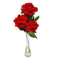 Topázio de Rosas Vermelhas