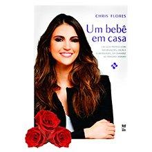 Livro Chris Flores & Rosas Vermelhas