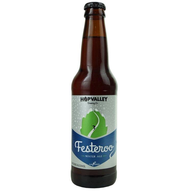 Cerveja Hop Valley Festeroo Winter Ale 355ml