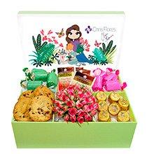 Caixa Cookies & Delícias By Chris Flores