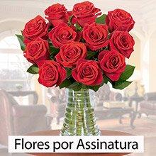 Assinatura de Flores 3 Mêses