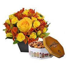 O Segredo da Flor Orange & Mix Nutty Bavarian