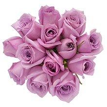 Buquê Surpresa de Rosas Lilás