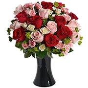 Magnífico Mix de Rosas