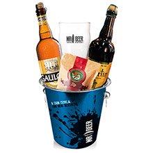 Balde Mix Mr. Beer Azul