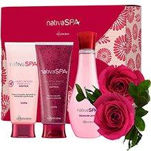 Rosas & Nativa SPA Lichia