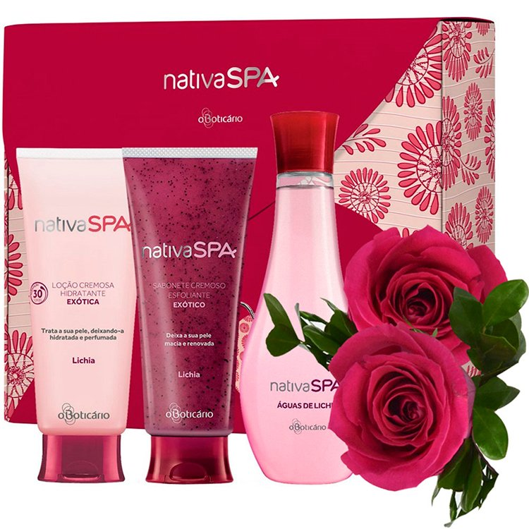 Rosas & Nativa SPA Lichia