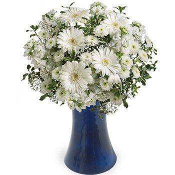 Poesia Mix Flores do Campo Branca