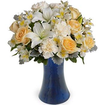 Poesia Mix de Flores Champanhe