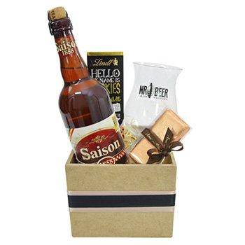 Kit Cerveja Saison & Chocolates